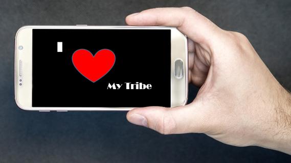 i love my tribe